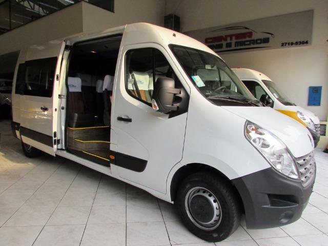 Renault Master Executiva Transformação Premium