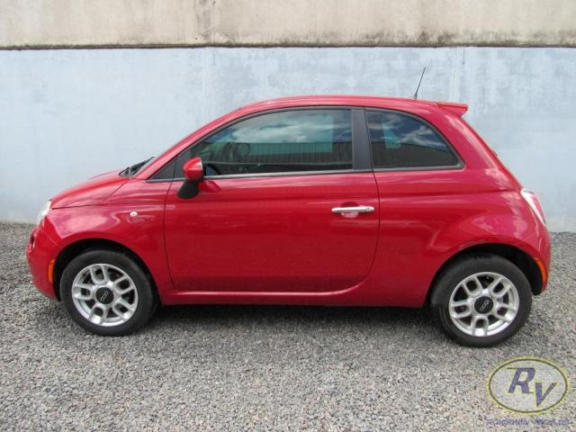 FIAT 500 2011/2012 1.4 CULT 8V FLEX 2P MANUAL