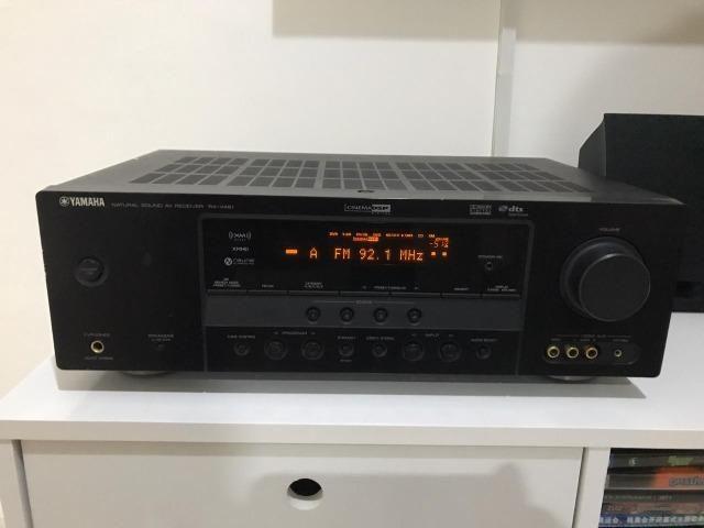 Receiver Yamaha RX-V461 - Foto 2