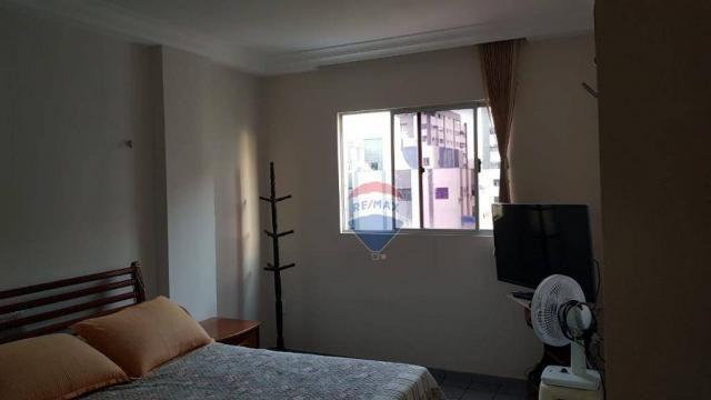 Apartamento com 3 dormitórios à venda, 106 m² por R$ 230.000,00 - Barro Vermelho - Natal/R - Foto 10