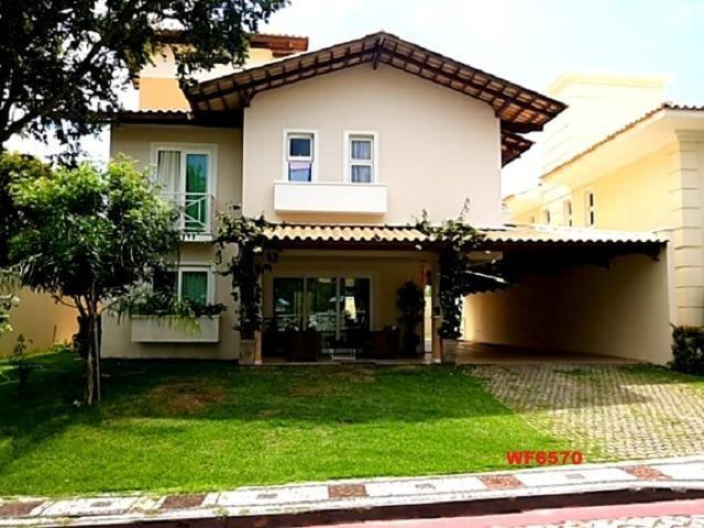 Condomínio Villagio Atlântico, Casa duplex nas Dunas com 5 suítes, 4 vagas, Lazer completo