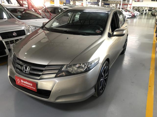 Honda city aut. 2011