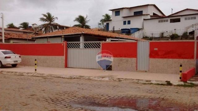 Casa com 3 dormitórios à venda, 298 m² por R$ 250.000 - Genipabu - Extremoz/RN - Foto 2