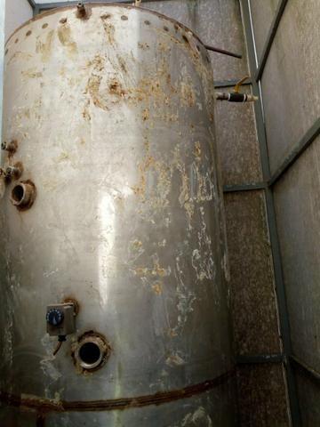 Boiler aço-inox/tanque/reservatório/aquecimento solar de água - Foto 6