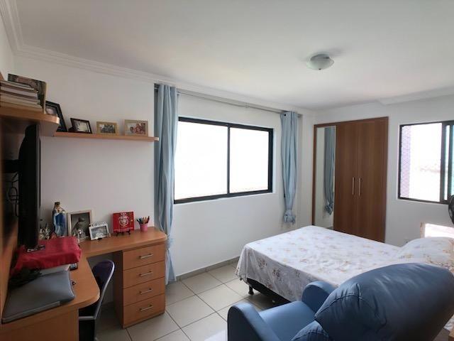Apartamento 127m2, 3 quartos, 1 suíte, lazer completo, Beira-Mar de Olinda - Foto 8