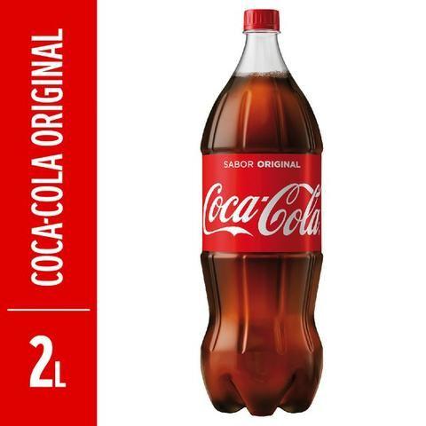 Fardo de Coca-Cola 2 L