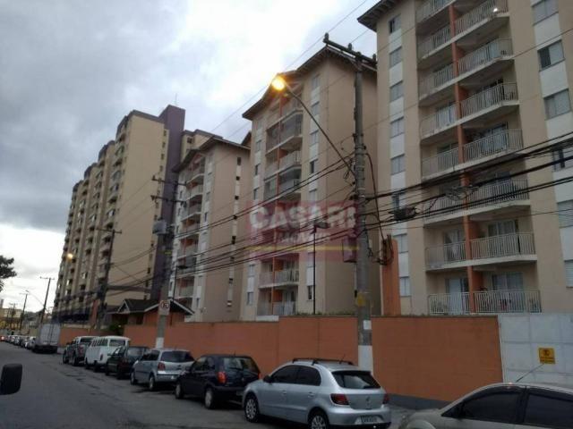 Apartamento com 2 dormitórios à venda, 55 m² por r$ 235.000 - conjunto residencial pombeva - Foto 10