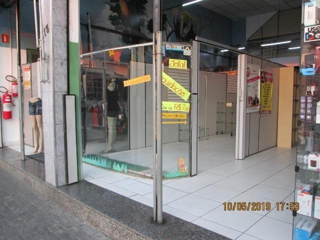Box em Galeria de Lojas
