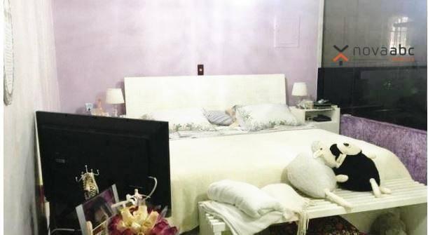 Sobrado com 3 dormitórios à venda, 220 m² por R$ 590.000 - Parque Marajoara - Santo André/ - Foto 14