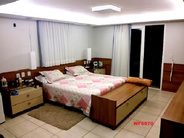 Condomínio Villagio Atlântico, Casa duplex nas Dunas com 5 suítes, 4 vagas, Lazer completo - Foto 11