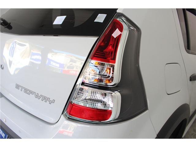 Renault Sandero 1.6 stepway tweed 16v flex 4p automático - Foto 16