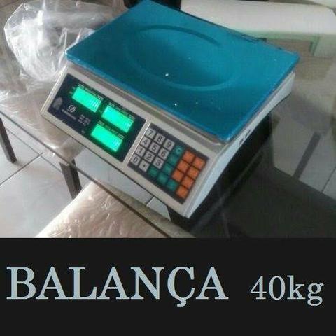 Balança 40 kg - Com Garantia