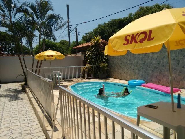 Ótima casa piscina praia itaipuaçu