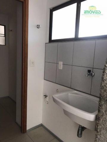 Excelente apartamento de 03 quartos no Cocó - Foto 17