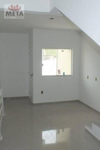 Casa com 3 dormitórios à venda, 110 m² por R$ 300.000,00 - Iririú - Joinville/SC - Foto 5