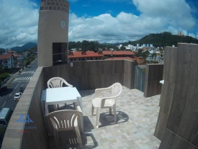 Apartamento com 3 dormitórios à venda, 78 m² por r$ 420.000 - canasvieiras - florianópolis - Foto 7