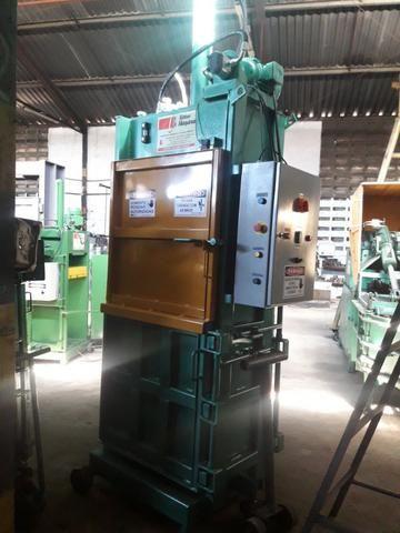 Prensas Hidráulicas Diversas para Fardos de Reciclagem - Foto 4