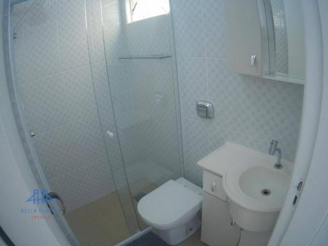 Apartamento com 3 dormitórios à venda, 78 m² por r$ 420.000 - canasvieiras - florianópolis - Foto 20