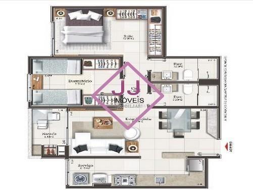 Apartamento à venda com 2 dormitórios em Canasvieiras, Florianopolis cod:3902 - Foto 11