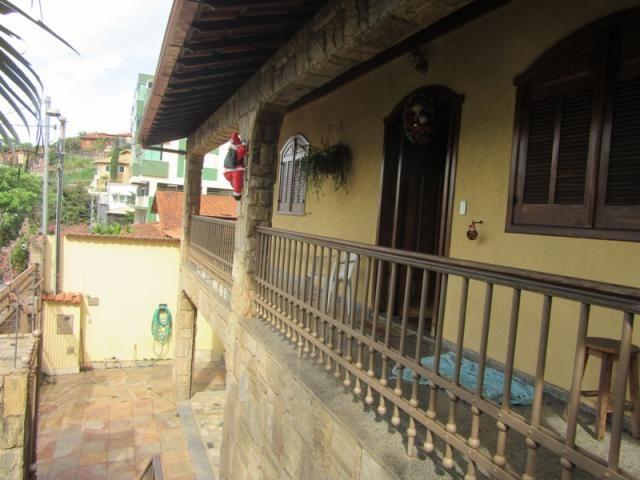 Casa à venda com 3 dormitórios em Caiçara, Belo horizonte cod:4529 - Foto 2