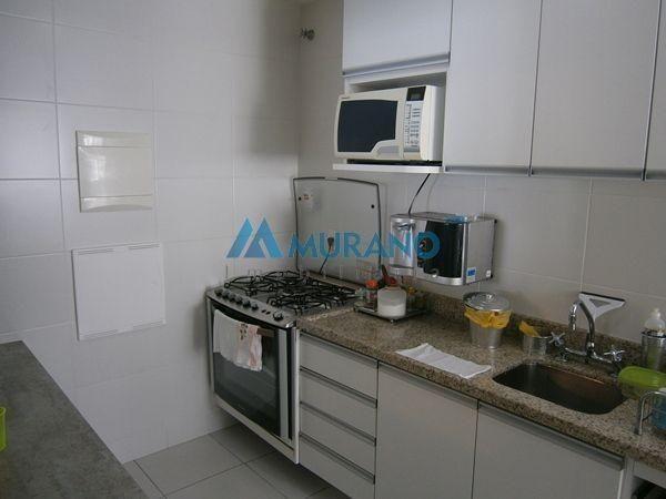 Murano Imobiliária vende apartamento de 3 quartos na Praia da Costa, Vila Velha - ES - Foto 8