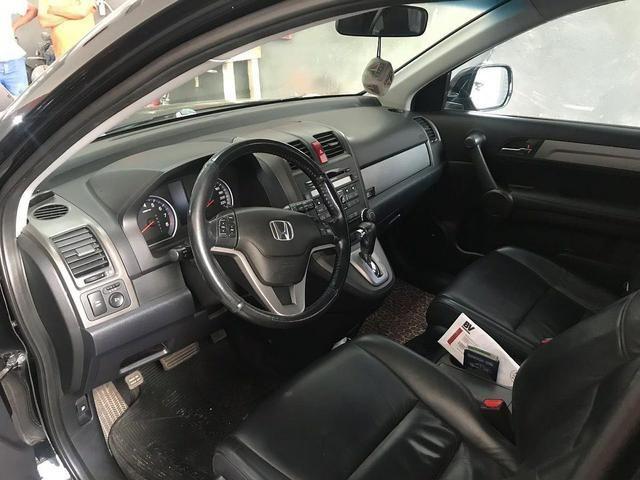 Honda crv exl 4x4 com teto - Foto 4