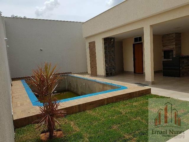 Linda Casa Moderna no Vicente Pires Ernani Nunes - Foto 9