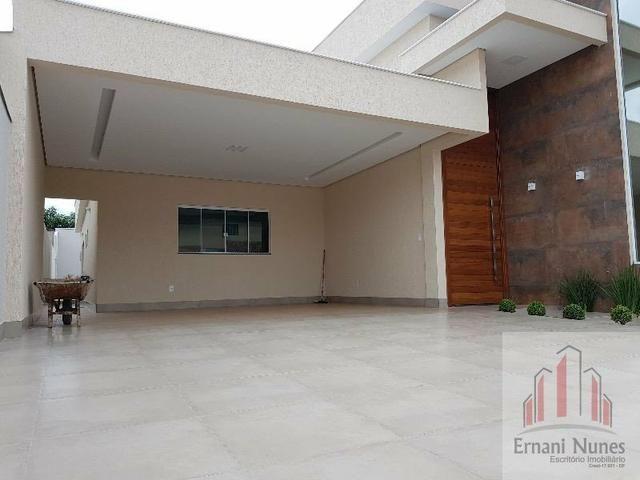 Linda Casa Moderna no Vicente Pires Ernani Nunes - Foto 14