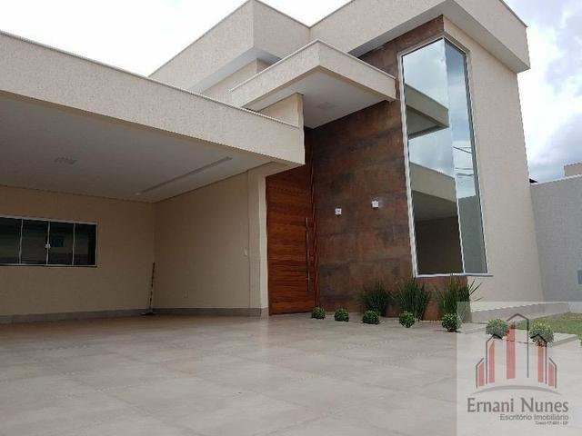 Linda Casa Moderna no Vicente Pires Ernani Nunes