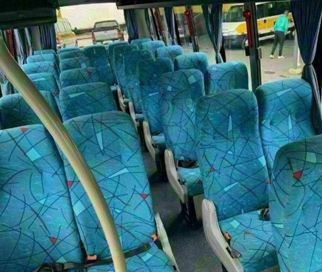 Micro onibus escolar parcelado