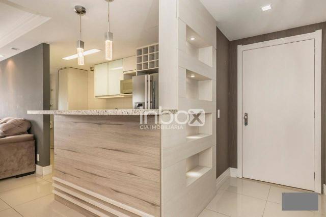 Magnífico apartamento com 2 dormitórios para alugar, 86 m² por R$ 4.800/mês - Três Figueir - Foto 14