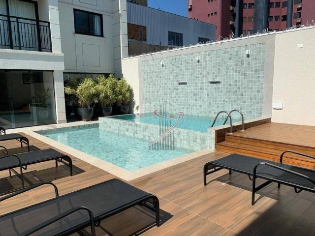 Apartamento com 1 dormitório para alugar, 50 m² por R$ 2.500,00/mês - Edifício Riverside - - Foto 16