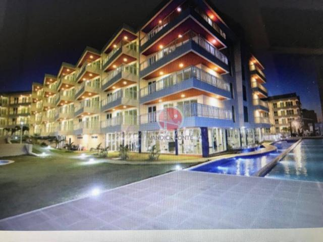 Apartamento com 3 dormitórios à venda, 87 m² por R$ 430.000,00 - Porto das Dunas - Eusébio - Foto 8