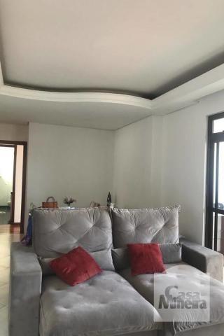 Apartamento à venda com 3 dormitórios em Alto caiçaras, Belo horizonte cod:269921 - Foto 2
