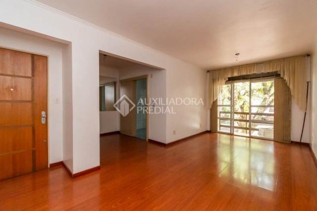 Apartamento para alugar com 3 dormitórios em São joão, Porto alegre cod:328407 - Foto 2