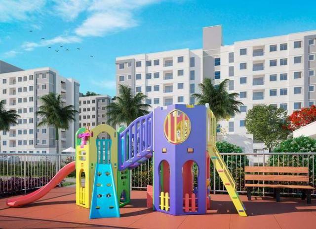 Spazio Montecarlo - Apartamento de 2 quartos na Região do Jardim América, Maringá - PR - I - Foto 8