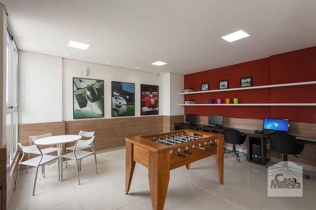 Apartamento à venda com 3 dormitórios em Paquetá, Belo horizonte cod:273812 - Foto 19
