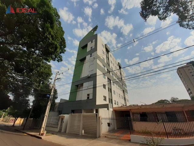 Apartamento com 1 dormitório para alugar, 30 m² por R$ 880,00/mês - Vila Esperança - Marin