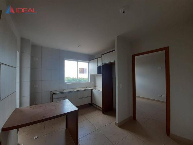 Apartamento com 1 dormitório para alugar, 30 m² por R$ 880,00/mês - Vila Esperança - Marin - Foto 2