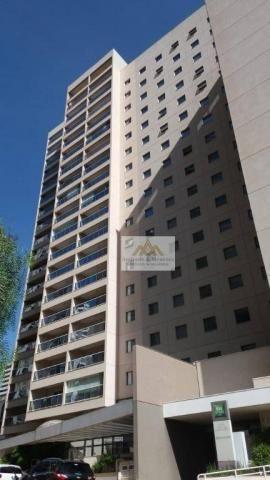 Kitnet com 1 dormitório para alugar, 44 m² por R$ 1.500,00/mês - Bosque das Juritis - Ribe