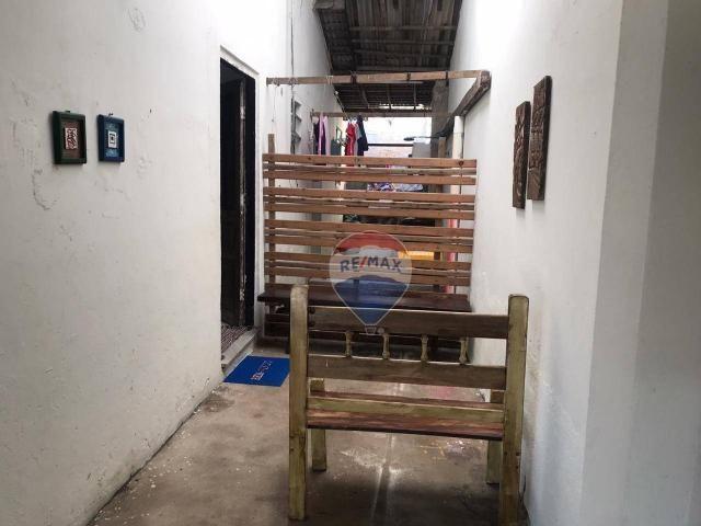 Casa com 2 dormitórios à venda, 160 m² por R$ 170.000 - Condomínio Floriano Medeiros - Mag - Foto 3
