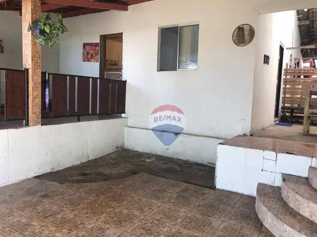 Casa com 2 dormitórios à venda, 160 m² por R$ 170.000 - Condomínio Floriano Medeiros - Mag - Foto 2