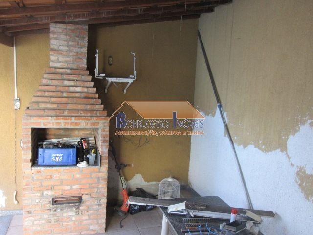 Casa de 4 quartos, suíte, 4 vagas de garagem, Bairro Jardim Paquetá, Belo Horizonte/MG - Foto 13