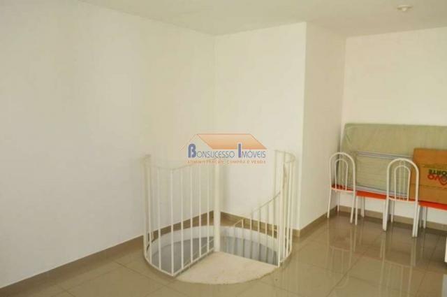 Cobertura à venda com 2 dormitórios em São francisco, Belo horizonte cod:43216 - Foto 11