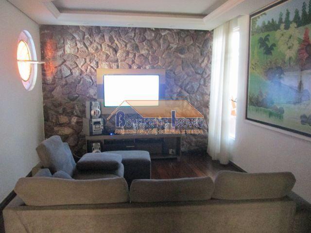 Casa de 4 quartos, suíte, 4 vagas de garagem, Bairro Jardim Paquetá, Belo Horizonte/MG - Foto 2