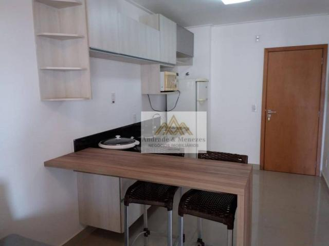 Kitnet com 1 dormitório para alugar, 44 m² por R$ 1.500,00/mês - Bosque das Juritis - Ribe - Foto 3
