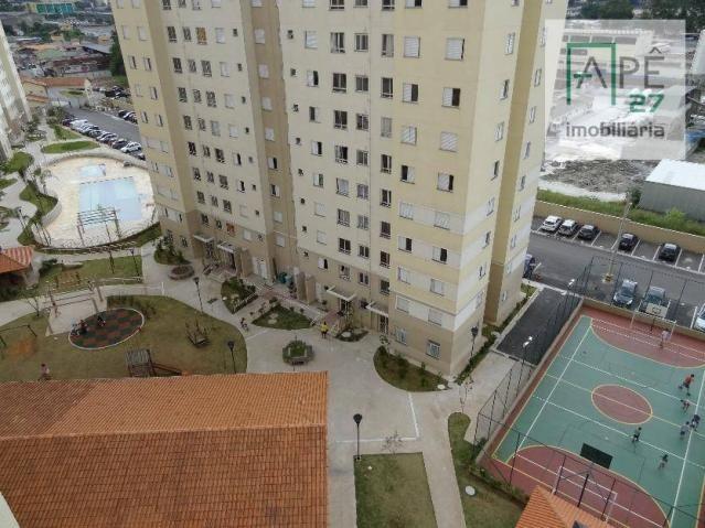 Apartamento à venda, 55 m² por R$ 310.000,00 - Ponte Grande - Guarulhos/SP - Foto 3