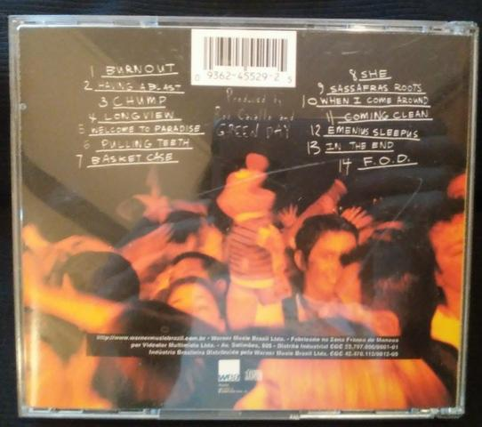 CD da banda Green Day - Dookie (original) - Foto 2