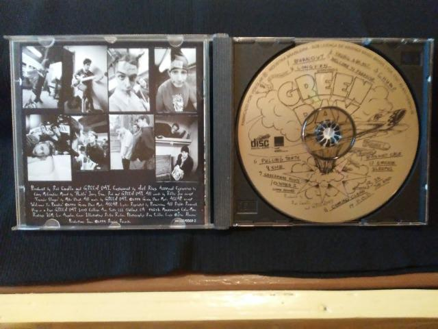CD da banda Green Day - Dookie (original) - Foto 3