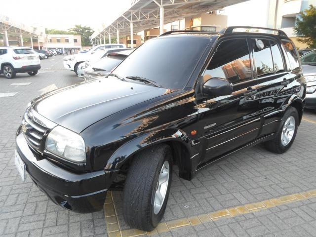 TRACKER 2008/2009 2.0 4X4 8V GASOLINA 4P MANUAL